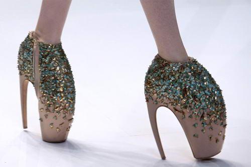 احذية آخر موضة.....للجريئات